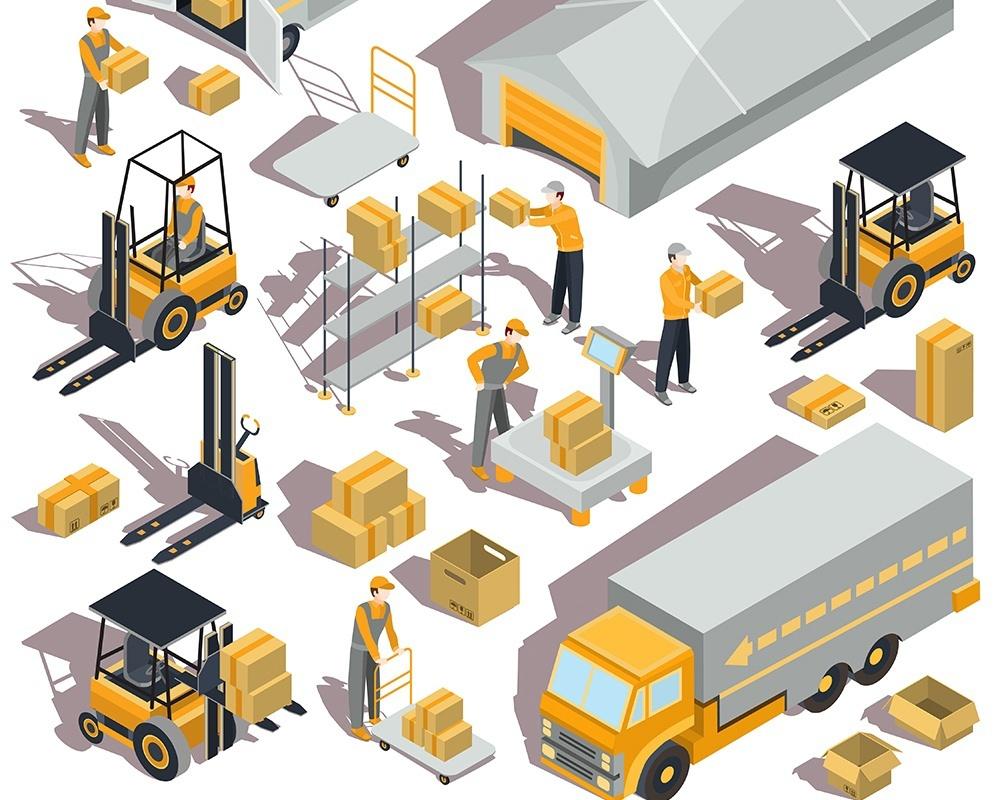 Как организовать работу по отгрузке заказов покупателей у производителей продуктов питания?